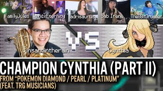 """Prelude to the Champion"" (Champion Cynthia) [Part II] Jazz Metal Arrangement (feat. TRG Musicians)"