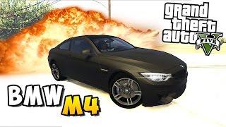 GTA 5 Моды: BMW M4 F82! (Тест-Драйв)