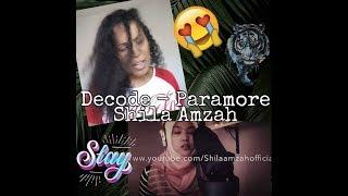 "Vocalist react to ""Decode"" by Shila Amzah"