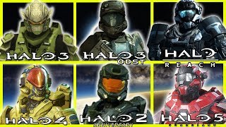Evolution of Halo Armor Customization in Multiplayer