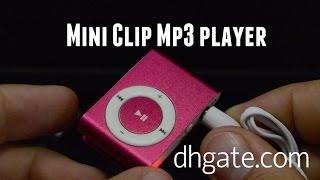 download lagu Mini  Mp3 Player From Dhgate gratis