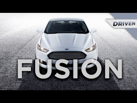 2013 Ford Fusion - TechnoBuffalo's Driven