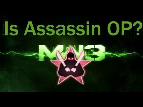 Modern Warfare 3: Assassin Overpowered?