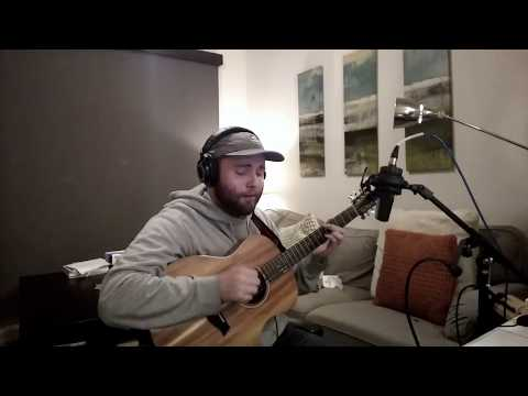 John Mayer - Covered In Rain (Acoustic Cover)