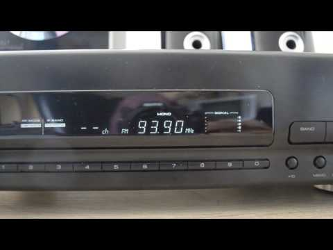 Radio Constantine from Algeria received in Germany via Sporadic-E in FM 93.9 MHz (FM DX)