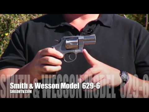 Smith & Wesson 629 .44 Magnum 2 5/8 Inch Exclusive
