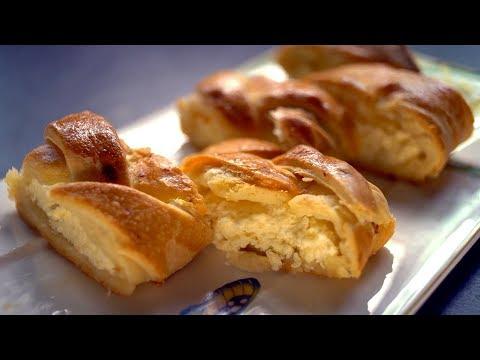 Borbás Marcsi szakácskönyve - Kígyórétes (2020.01.12.)