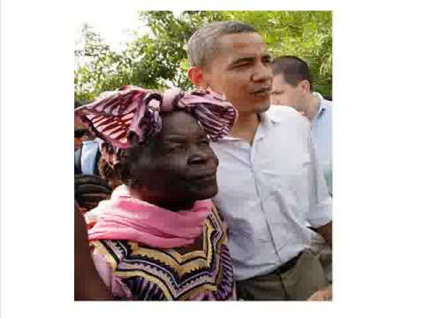 Obama Grandmother