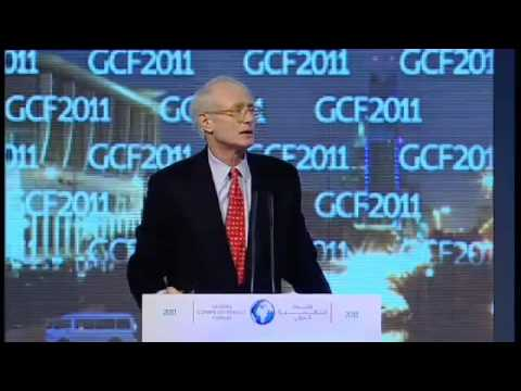 Michael Porter , Innovation & Competitiveness  ( 1of 2) ,GCF 2011 - 01 -25