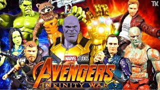 Avengers: Infinity War Stop Motion Part 2 (Stop Motion Film Series)