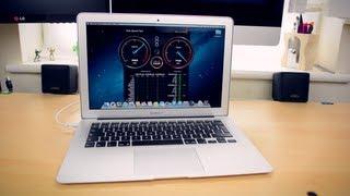 Despachetare + Teste de Performanta Apple MacBook Air 13
