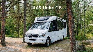 2019 Unity Corner Bed