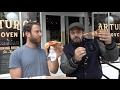 Barstool Pizza Review - Arturo