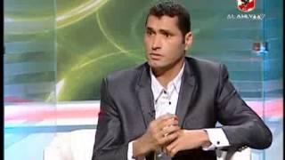 الكابتن محمود ابوالدهب وتحليل مباراه الاهلى والرجاء بالدورى