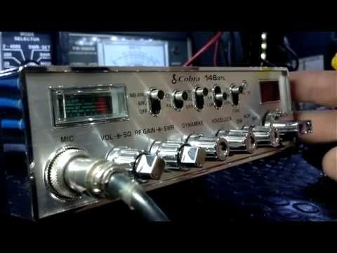 PXJF - PARA INICIANTES: COBRA 148 GTL - REVIEW