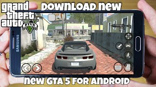 Download now GTA 5 on Android || New GTA 5 Android version