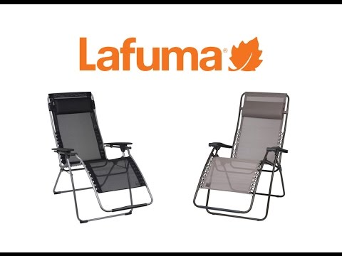 Lafuma Relaxliege - Liege