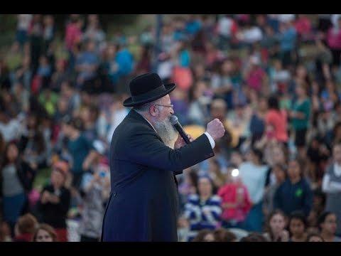 שידור חי שיעור קול צופייך | התגשמות הנבואות במדינת ישראל | הרב שמואל אליהו |  פרשת אחרי מות- קדושים