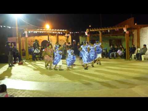 """Primer Baile del Taller Afroperuano """"Mafafa"""""""