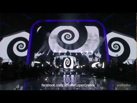 Jennifer Lopez - Get Right (Live @ iHeartRadio Music Festival 2011)