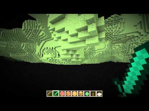 Minecraft 1.9 pre4 The END