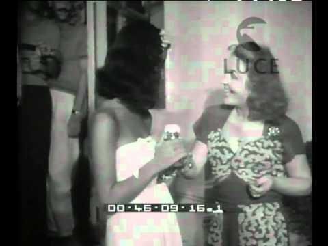 Piccola cronaca:[elezione ad Anzio di] miss Mediterraneo. [Impressioni del caldo:] quaranta