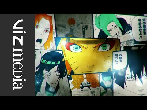 NARUTO THE MOVIE THE LAST - OFFICIAL EXTENDED ANIME TRAILER - VIZ Media