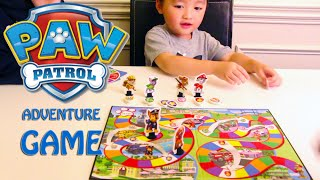 Paw Patrol Adventure Game Nickelodeon Board Game