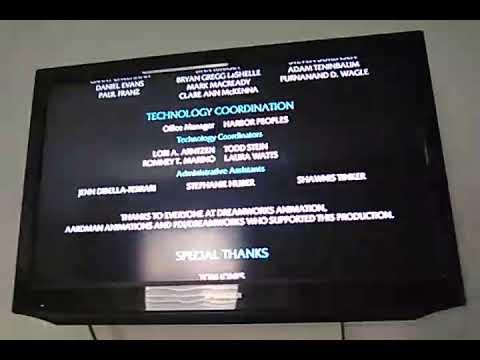 Closing To Flushed Away (2006) 2007 DVD