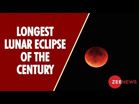 All you need to know about the total lunar eclipse today