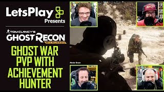Ghost Recon Wildlands: Ghost War PVP Mode With Achievement Hunter | Let's Play Presents | Ubisoft