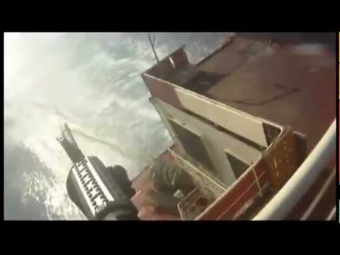 Maritime Security Guards Shoot Somali Pirates.mp4