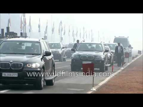 Narendra Modi Prime Minister India has Z plus security cover