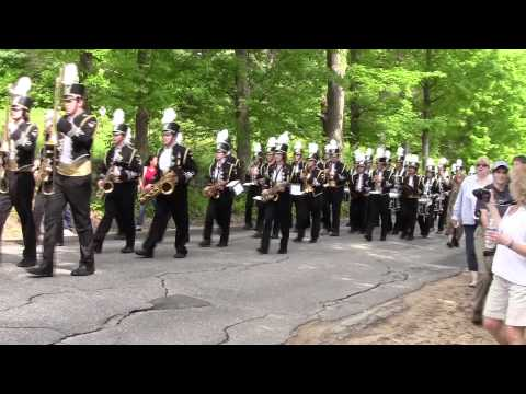 Kennett High School Band Memorial Day 05302011.MTS