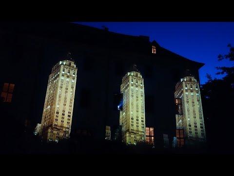 Adelsheim leuchtet 2015 - Im Zentrum der Welt
