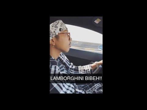 Flow G naka Lamborghini. EX B!!!