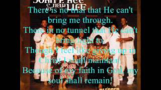 I Won't Let Go (remix) by Pastor John P. Kee and New Life