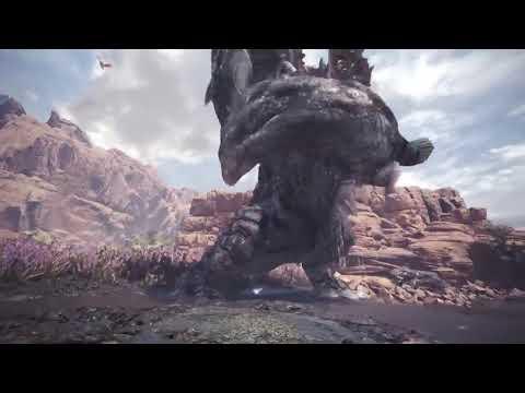 """PS4「モンスターハンターワールド」クリア後""""狩りでどれだけ役立ったか""""が表示される仕様に…おい馬鹿やめろ"""