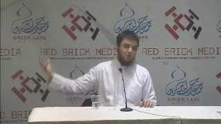 Memories from the Islamic University of Madinah - Ustadh Muhammad Tim Humble