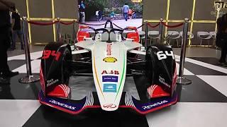 Mahindra Racing Formula E | Autocar Performance show 2018 India