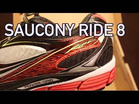 Saucony Ride 8, ¿pero por qué sacáis otro modelo si las 7 molaban muchísimo?