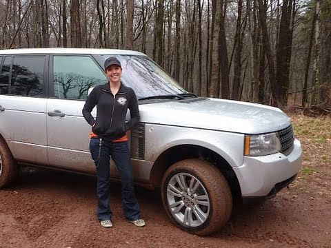 Roadfly.com - 2011 Range Rover Review & Road Test