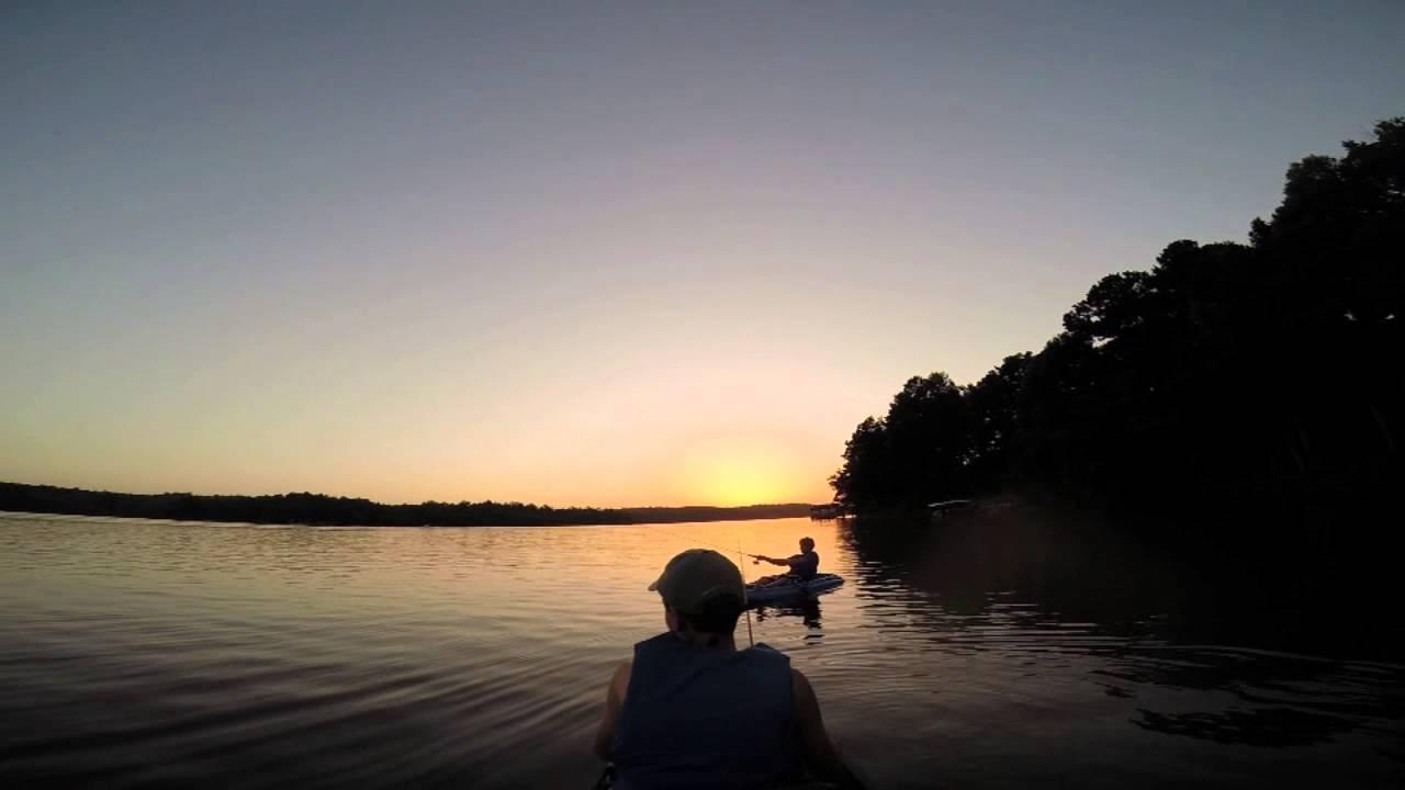 Fishing Lake Oliver