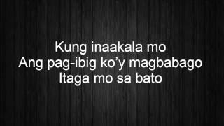 Buko lyrics by Jireh Lim