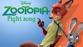 Zootopia Music Video Fight Song by Rachel Platten