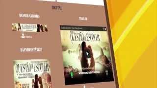 Filme Questão de Escolha - Material Promocional