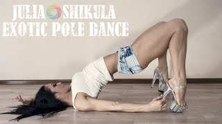 Exotic pole dance compilation - Y. SHIKULA