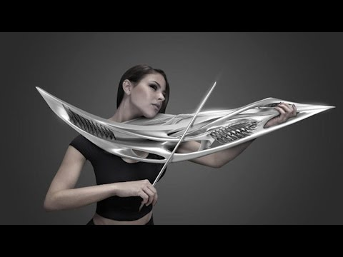 Tomorrow Daily - 141: A 3D-printed violin... or alien weaponry?