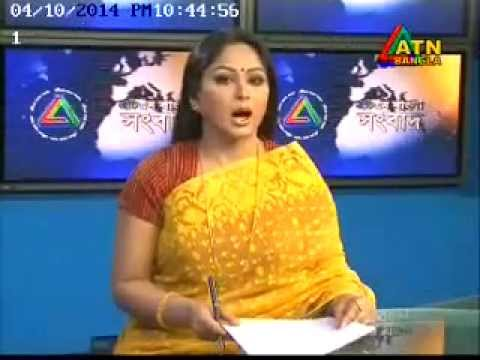 Mou Usim-iubat  Atn Bangla Tv video