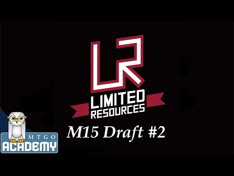 Limited Resources - M15 Draft #2 08 August 2014